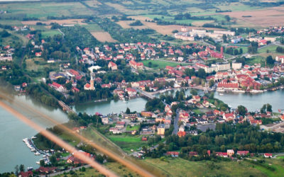 Spływy kajakowe w okolicach Mikołajek