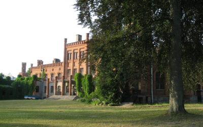 Krutynia – Pałac Sorkwity